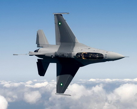 F-16 نیروی هوایی پاکستان