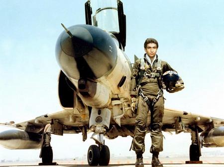 به یاد عقاب تیزپرواز آسمان ایران، عباس دوران