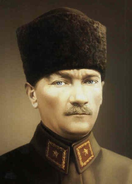 مصطفی کمال (آتاتورک)