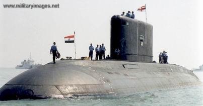 زیردریایی کلاس کیلوی ارتش هند